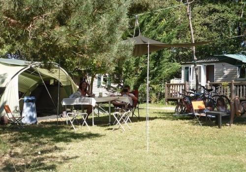 Forfait Nature (1 tente, caravane ou camping-car / 1 voiture)